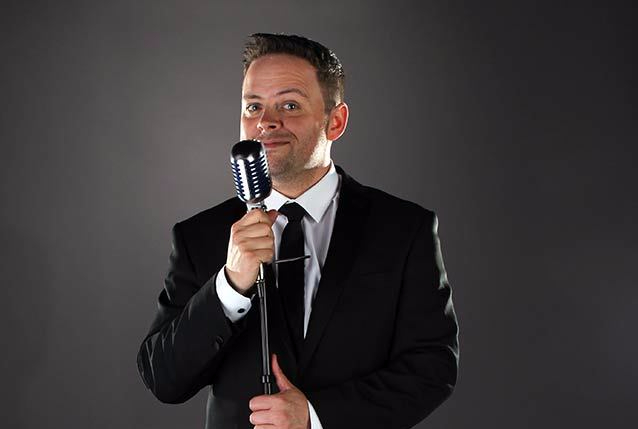 Swing Singer Finbarr Smith